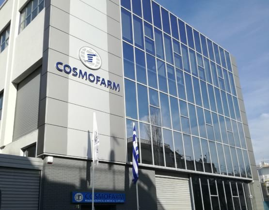 CosmoFarm headquarters